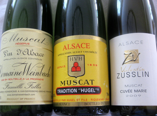 Muscat Made inAlsace
